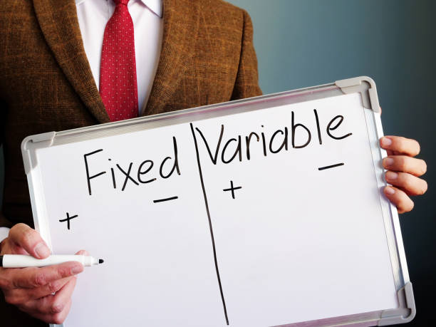 Fixed rate or variable rate