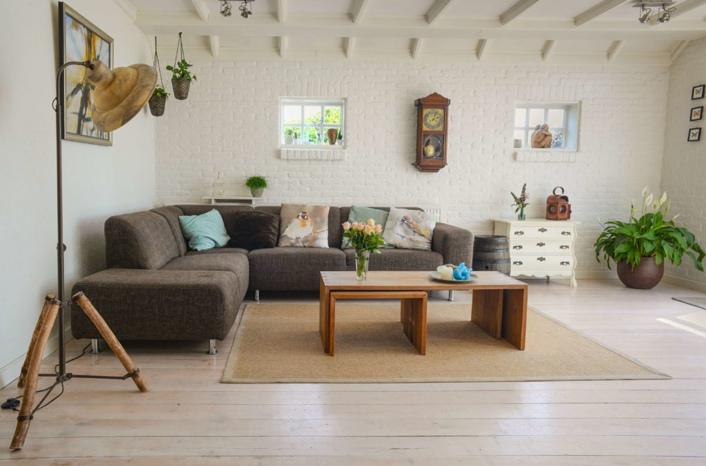 Magic keys for decorating your living room